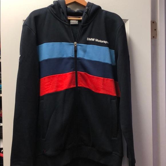 02de06c48152 Puma BMW men s zippered jacket. M 5bf98cfd4ab6330e33d0a63d